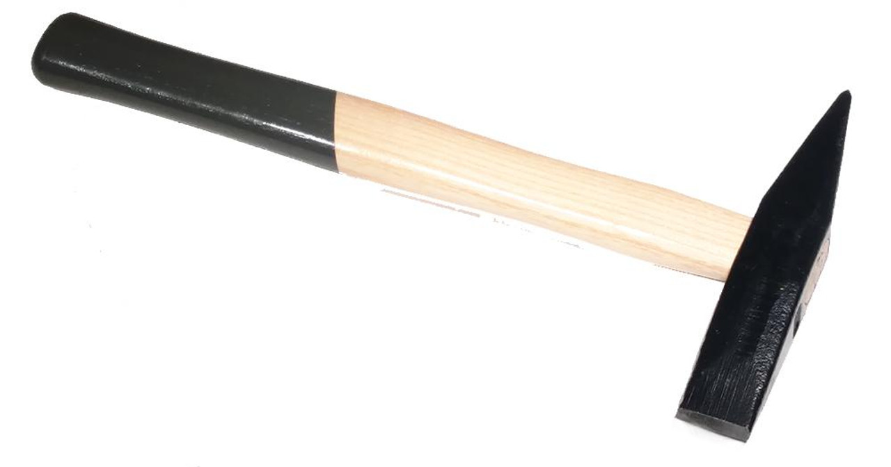 Picard 500gm (18oz) Boiler Scaling hammer, Cross and Straight blades. Wood handle