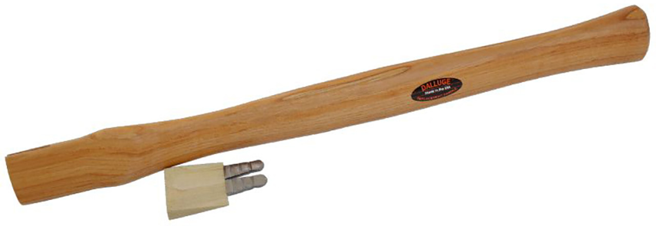 """Dalluge 3700 18"""" straight replacement handle."""