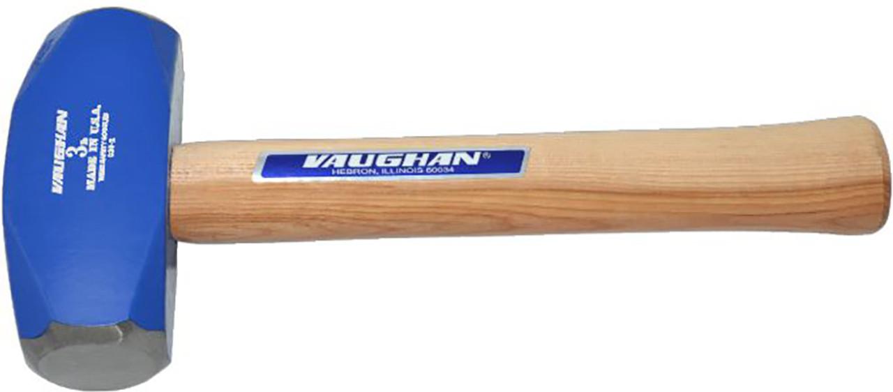 Vaughan HD3 Hand Drilling Hammer, wood handle.