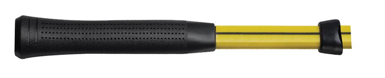 """Nupla 14"""" fiberglass handle with rubber grip H, .735"""" by .453"""""""