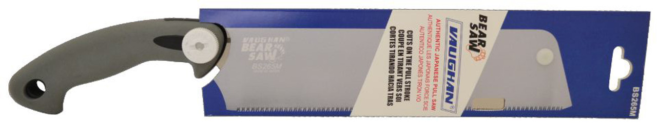 """Vaughan BS265M 17-1/2"""" (444.5mm) Saw With Medium Fine Blade, 14 TPI"""