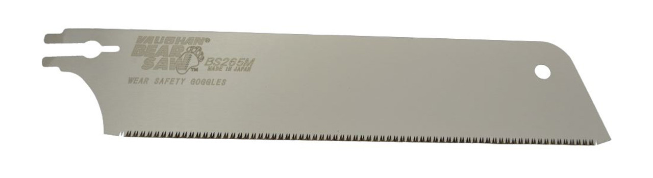 """Vaughan 265RBM 10-1/2"""" Replacement Blade for BS265M"""