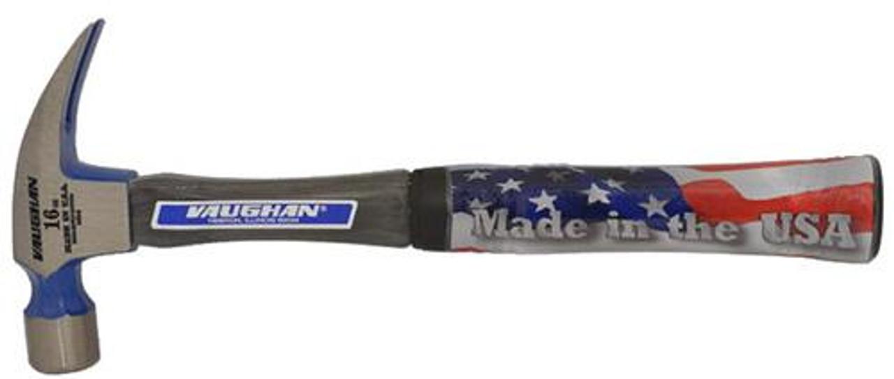 Vaughan FS99 16 oz. Trim hammer.