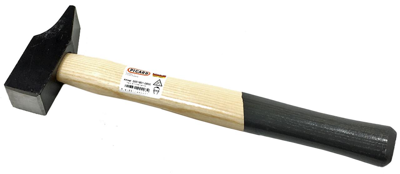 Picard 800 gm (1 lb. 12 oz.) French Pattern Blacksmith Hammer.