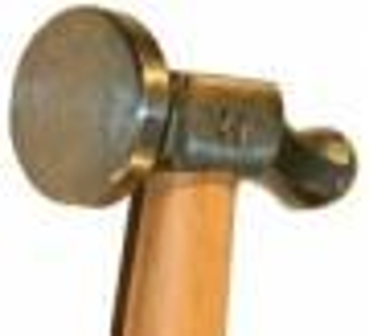 Picard 20501-26  26 mm face diameter Chasing/Repousse Hammer, wood handle