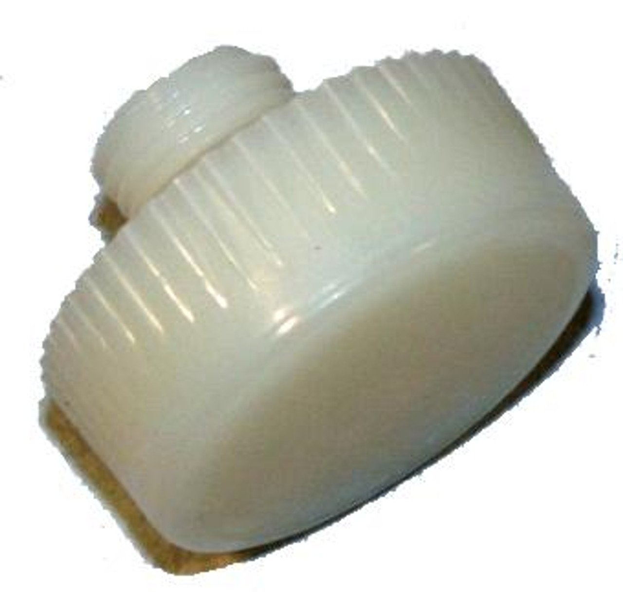 """Thor 2 1/2"""" White Hard Nylon replacement tip for DB250 and 12-720 hammers. One tip."""