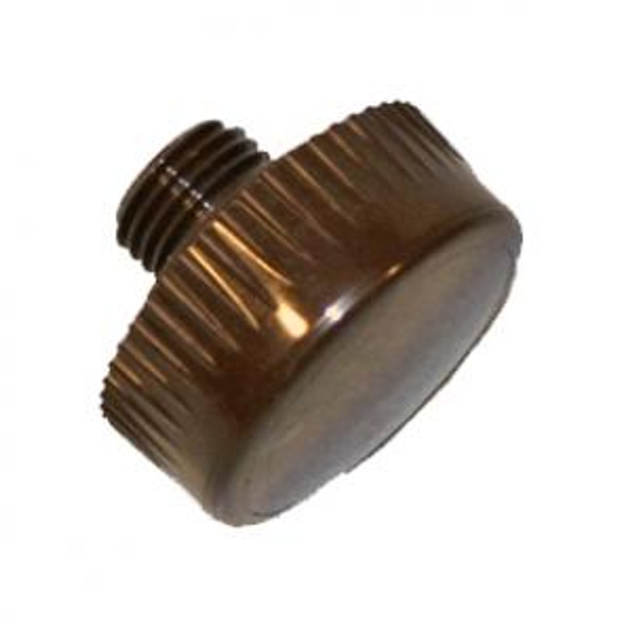 "Thor 76-710TF 1 1/4"" Tough Brown replacement tip for DB125 and NT125 hammers. One tip."
