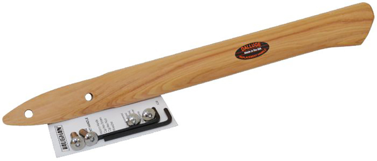 """Dalluge 7182 (DDT16P) 16 oz. Titanium Hammer, smooth face, side nail puller, magnetic nail holder, 16"""" straight wood handle."""