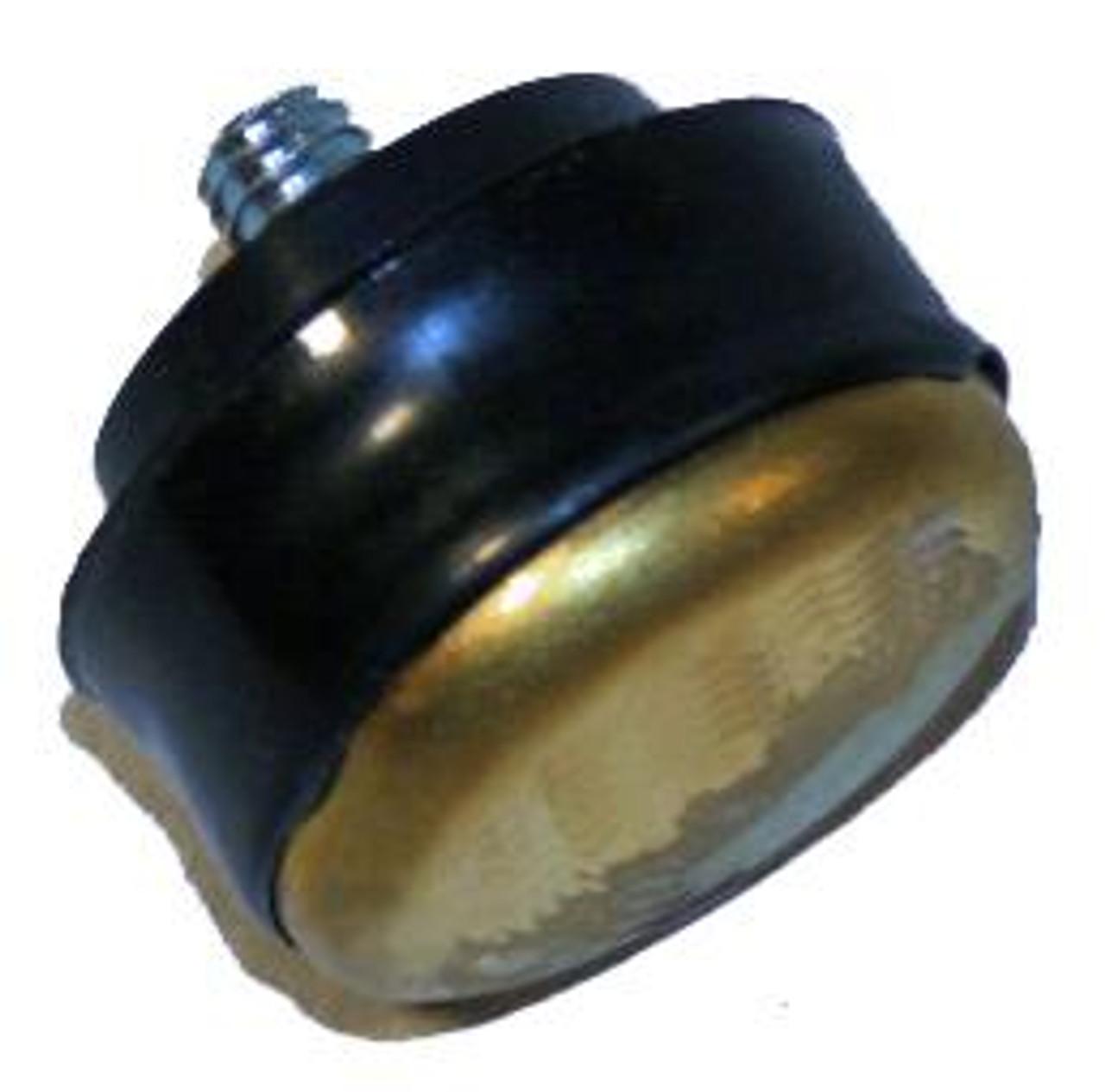 """Nupla 20B 2"""" Brass Tip for Nupla SPS or SPI hammers."""