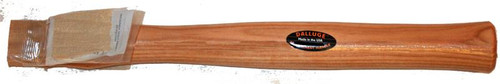 """Dalluge 3200 14"""" Straight Hickory Replacement handle."""