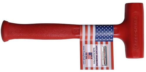Trusty Cook DBS1 18 oz. Slimline Dead Blow Hammer.