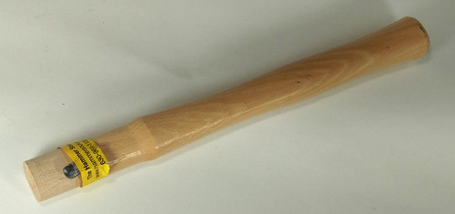 """Garland Replacement handle #3 Split Head hammer 31003, 12 3/4"""" length, oval 1"""" by 7/8""""."""