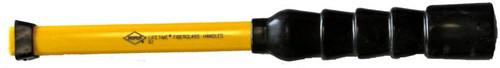 "Nupla 16""  Fiberglass Handle, Super Grip, .735"" by .453"