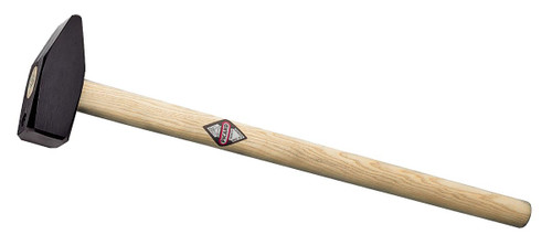 Picard P202-08 8kg (17.6 lbs.) Machinist pattern, cross pein, Blacksmith Hammer