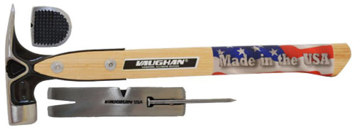 Vaughan VW18 18 oz. Douglas Pattern Framing Hammer