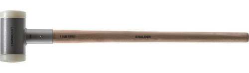 Halder Supercraft 15.5 lb. Dead Blow Mallet, 4 inch face diameter