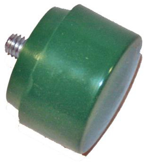 """Nupla 3"""" Diameter Tough Green tip  for SPS and SPI hammers"""