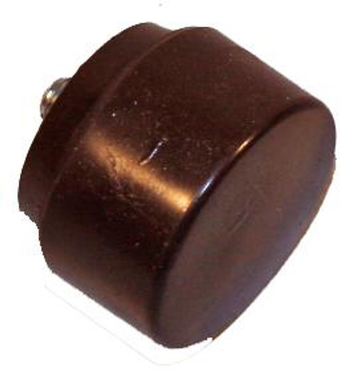 """Nupla 15S 1.5"""" Brown Soft Tip for SPS and SPI hammers"""