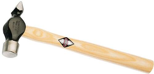 Picard 8oz Engineers Cross Pein Hammer, wood handle