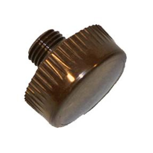 """Thor 1"""" Diameter Tough Brown replacement tip for NT100 hammer. One tip."""