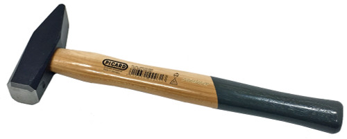 """Picard 800 gm DIN 1041 Machinists Hammer with 14"""" wood handle"""