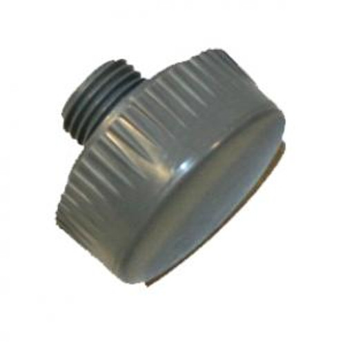 Thor 1 3/4 inch Soft Gray replacement tip for DB175 and NT175 hammers. One tip.