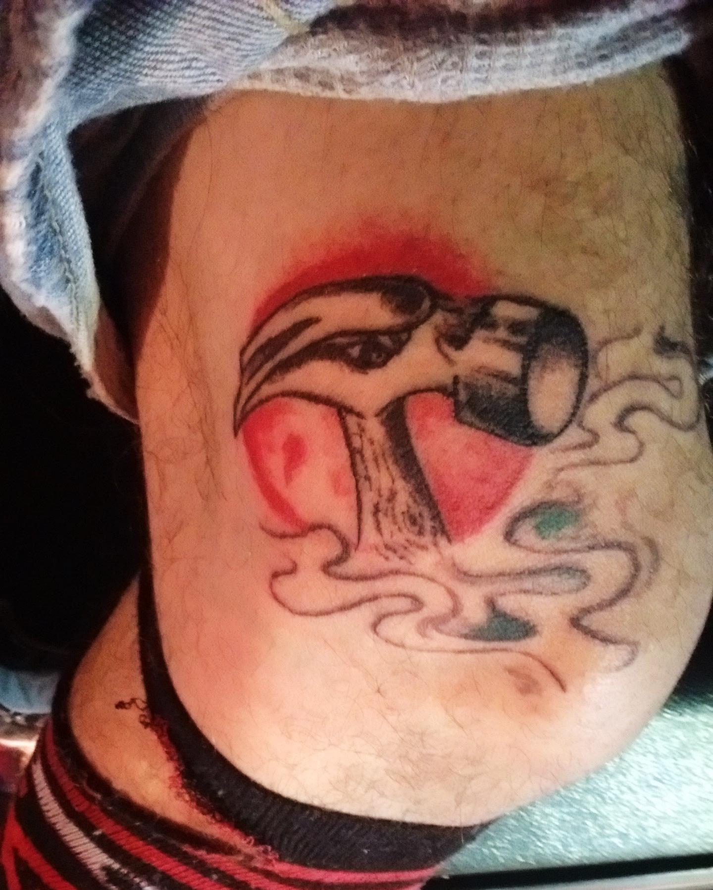 Hammer Source tattoo