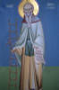 Icon of St. John of the Ladder - 20th c. English - (1JL11)