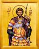 Icon of St. Theodore Stratilatis - (1TH12)