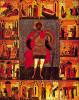 Icon of St. Theodore Stratilatis - 15th c. Novgorod - (1TH11)