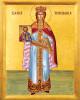 Icon of St. Theodora the Empress - 20th c. - (1TH05)