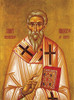 Icon of St. Andrew of Crete - English - (1AN11)