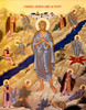 Icon of St. Mary of Egypt - (with scenes from her life) - (1MA77)
