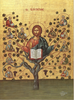 Icon of Christ the Vine  - Byzantine - (11S50)