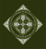 St. Patrick's Lorica - (Single-Sided) Women's T-Shirt