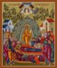 Icon of the Dormition of the Theotokos - 20th c