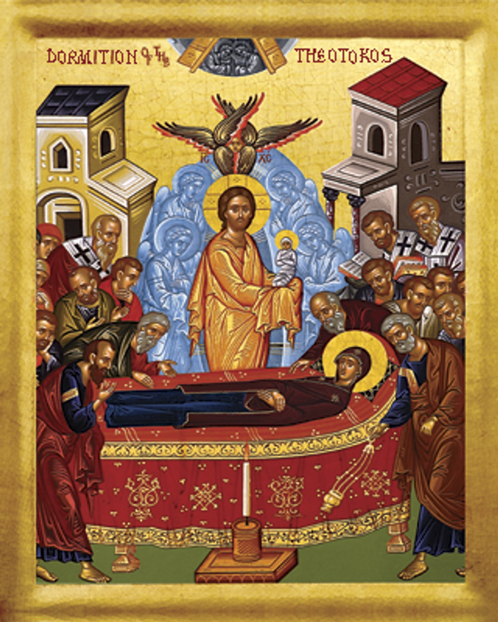 Image result for dormition icon