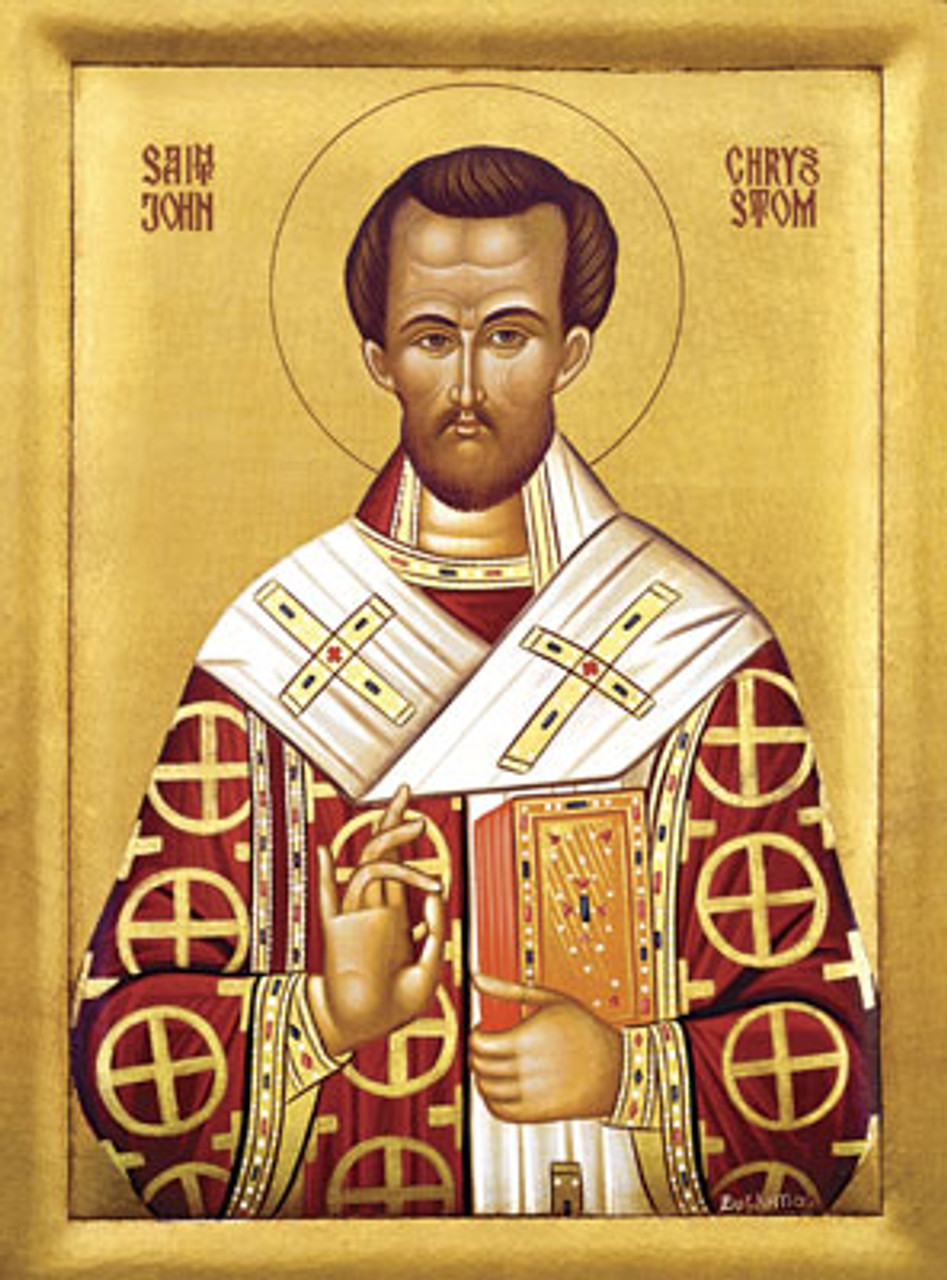 by St John Chrysostom