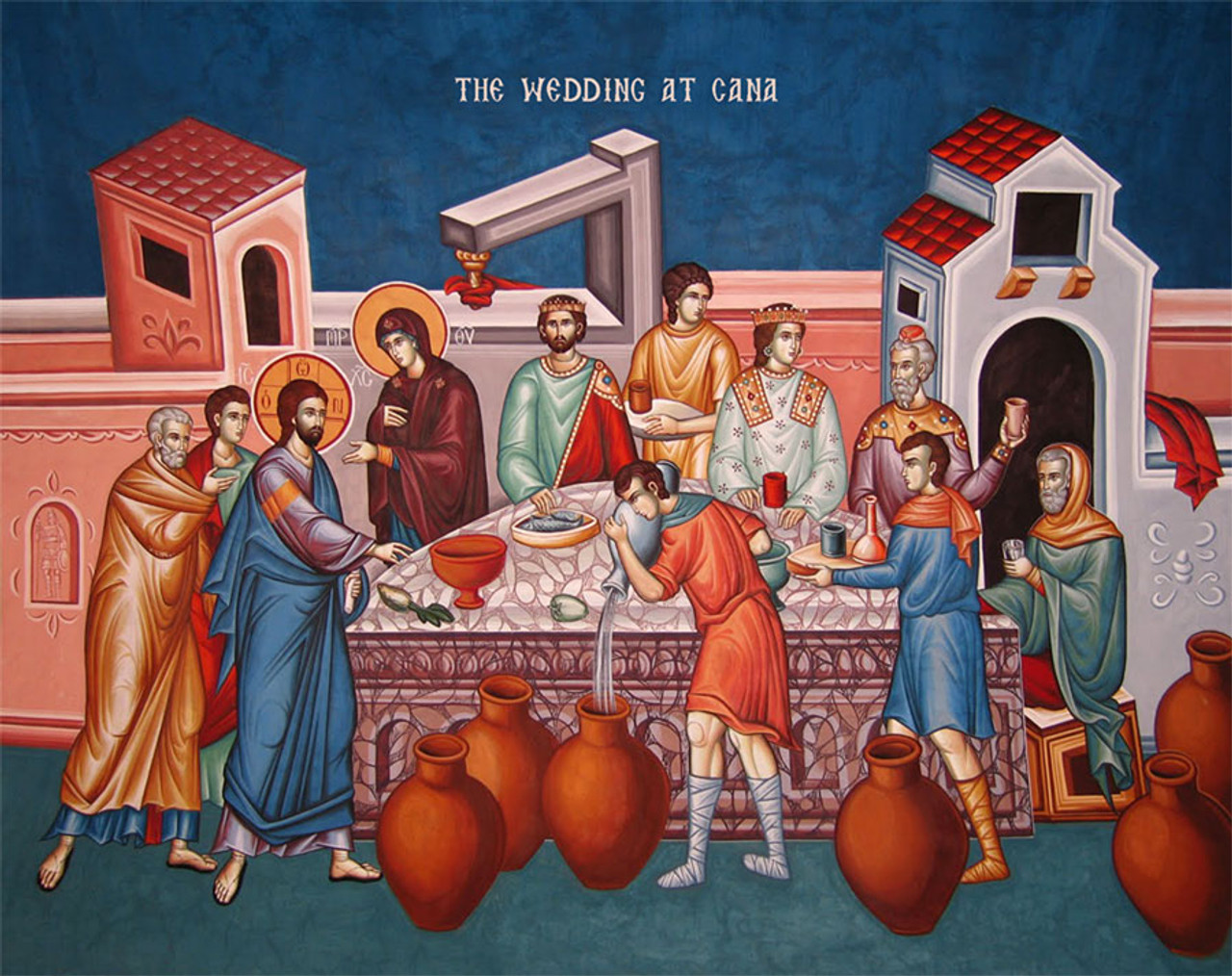 Image result for wedding at cana