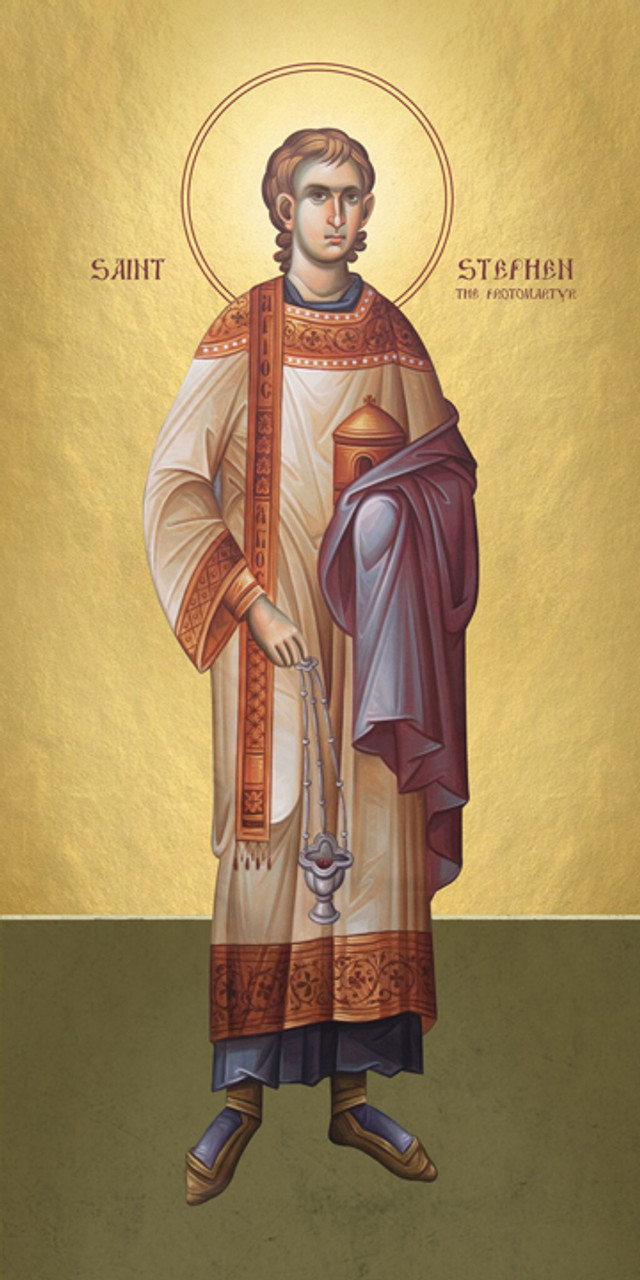 Image result for image of the saint stephen