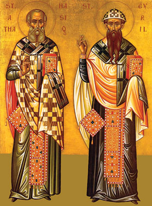 Icon of St  Alexios the Man of God - 20th c  - (1AL45