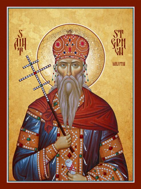 St. Stephan Milutin