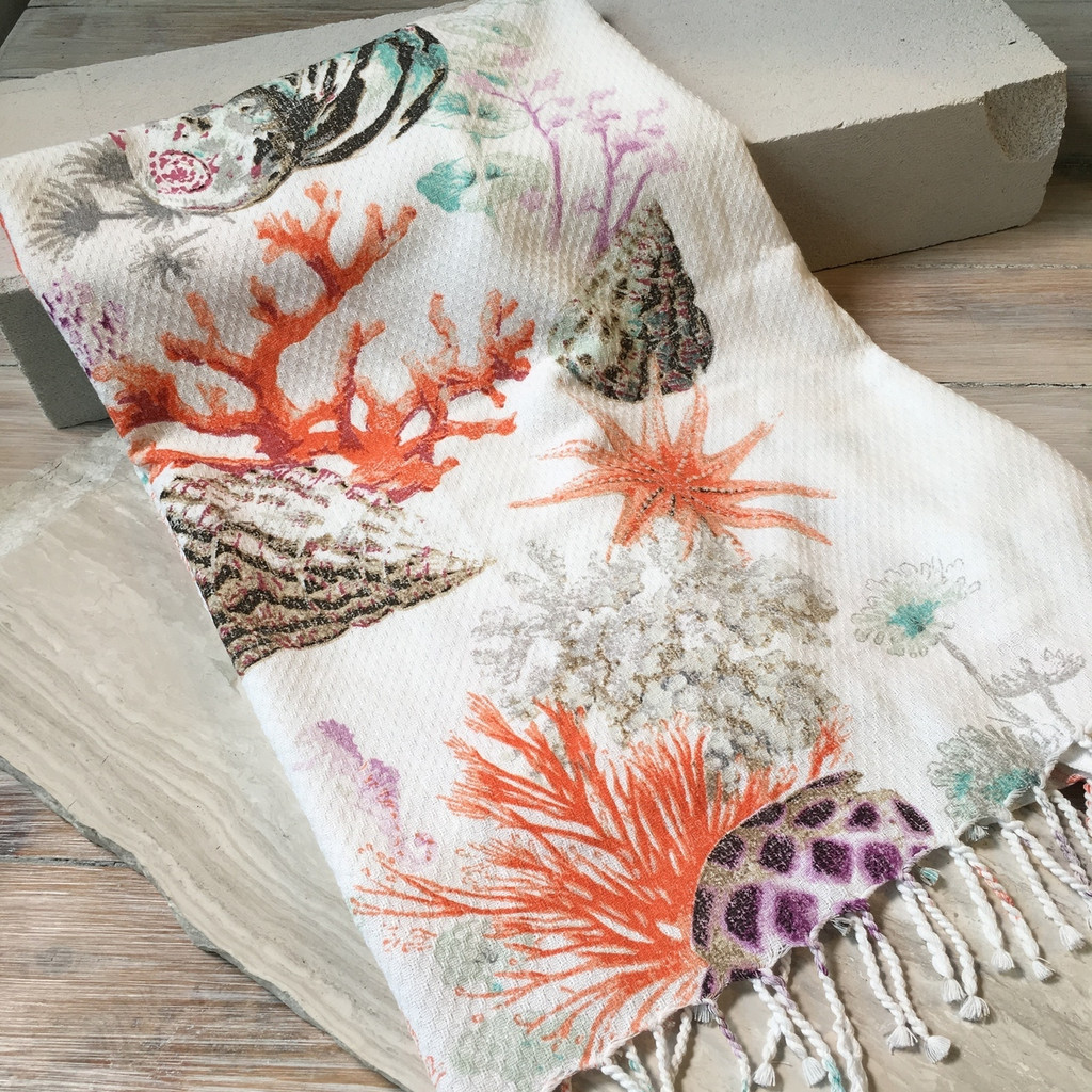 Marbella beach towel