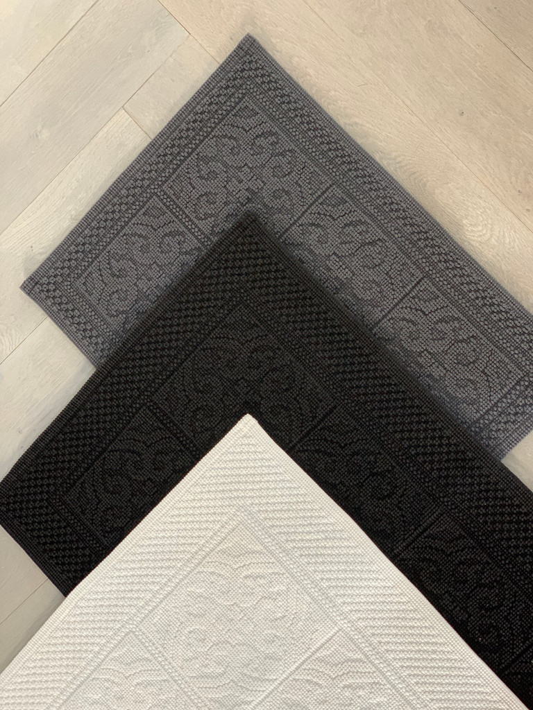 Bath Mats - Astone 70 x 140cm Extra Long Available in 3 Colours