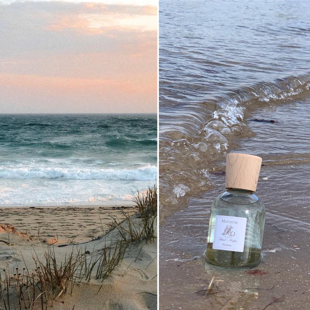 Ecume - Sea Breeze French Candle