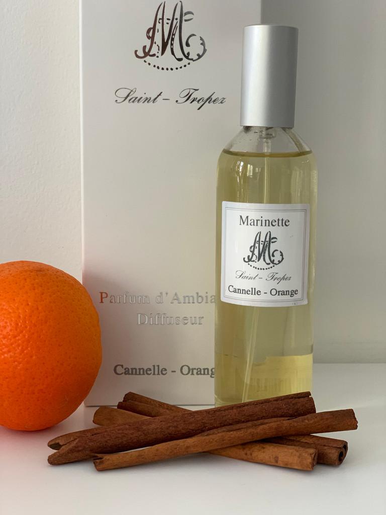 Cinnamon Orange French Room Spray