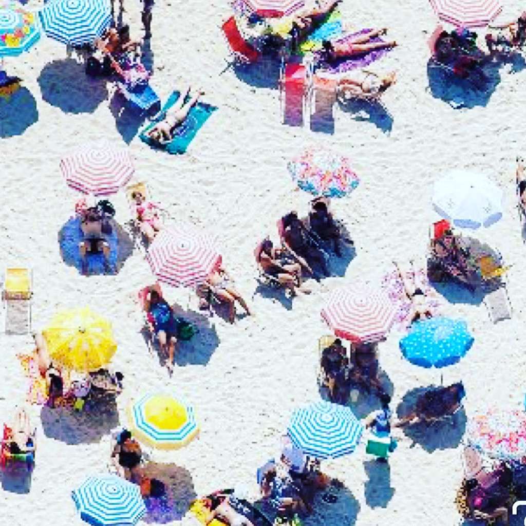 Bella Waffle Cotton Beach towel - out of stock