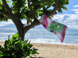 BORA BORA BEACH TOWEL COLOUR ROSE