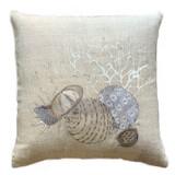 Fregate Linen Cushion Cover Raw Linen