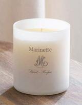Cotton Flower  French Candle Fleur de coton